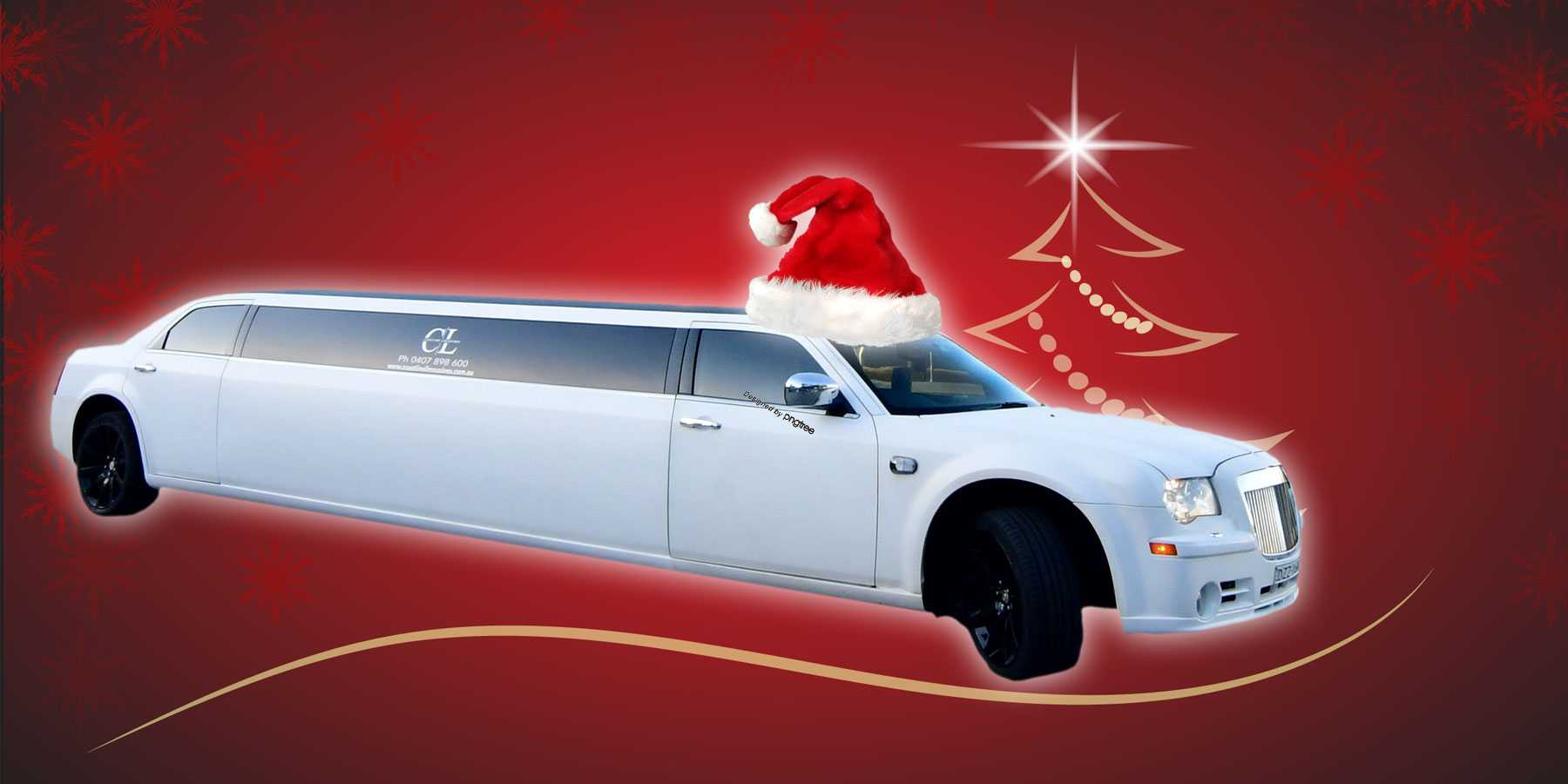 Christmas Limo Hire Wollongong