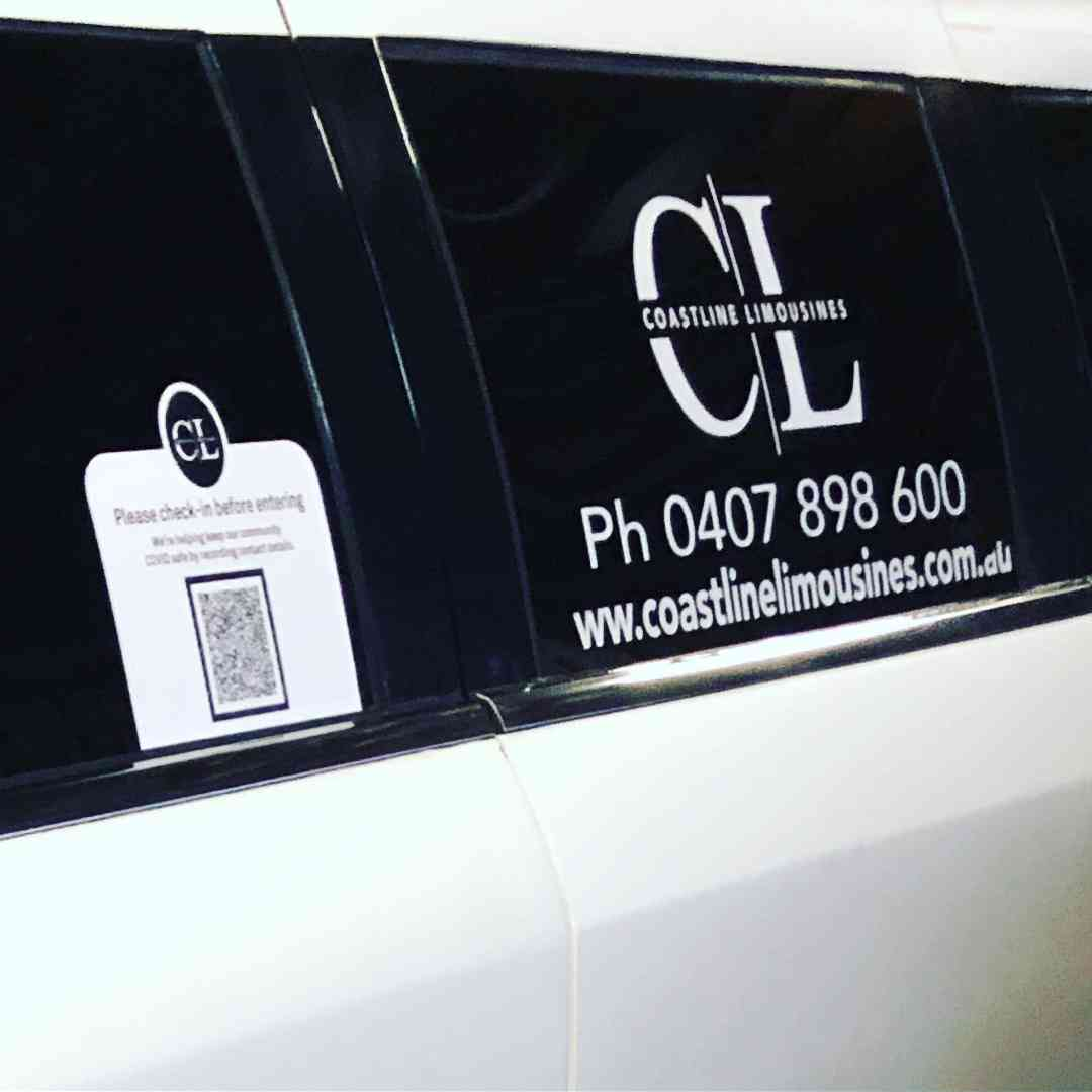 coastline limousines