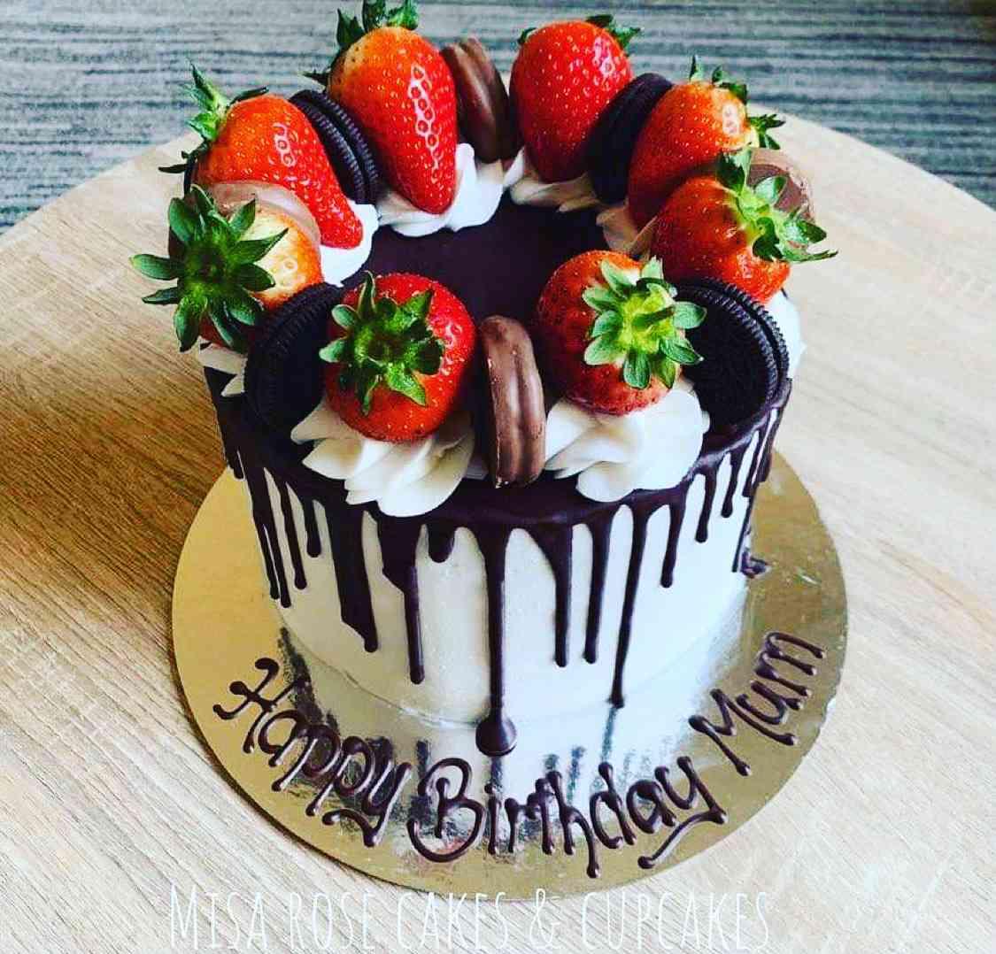 birthday cake giveaway