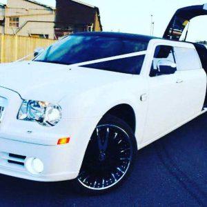 wedding-limousine